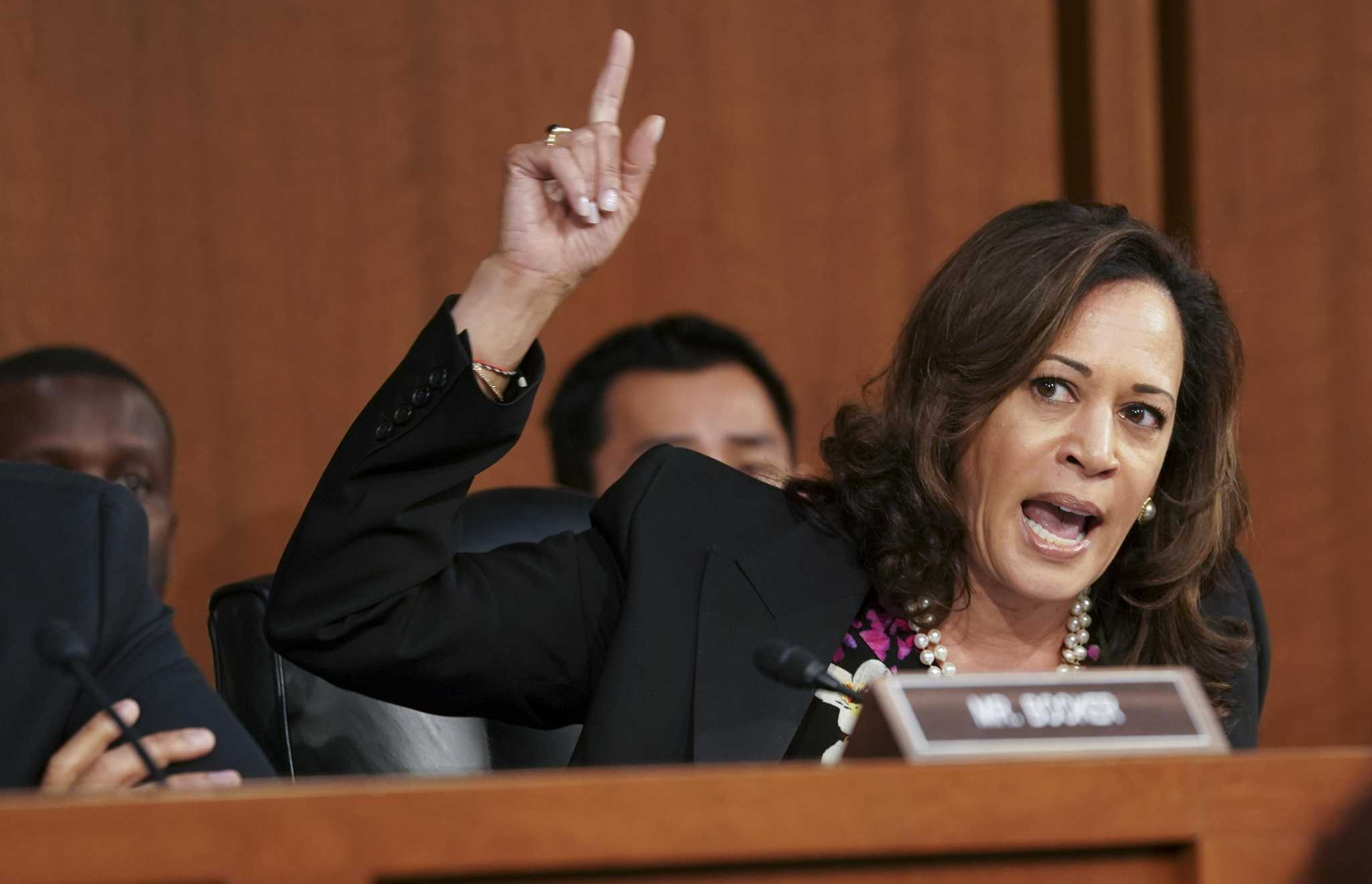 Kamala Harris Unloads On Unfit Kavanaugh White House In Fiery Senate Floor Speech