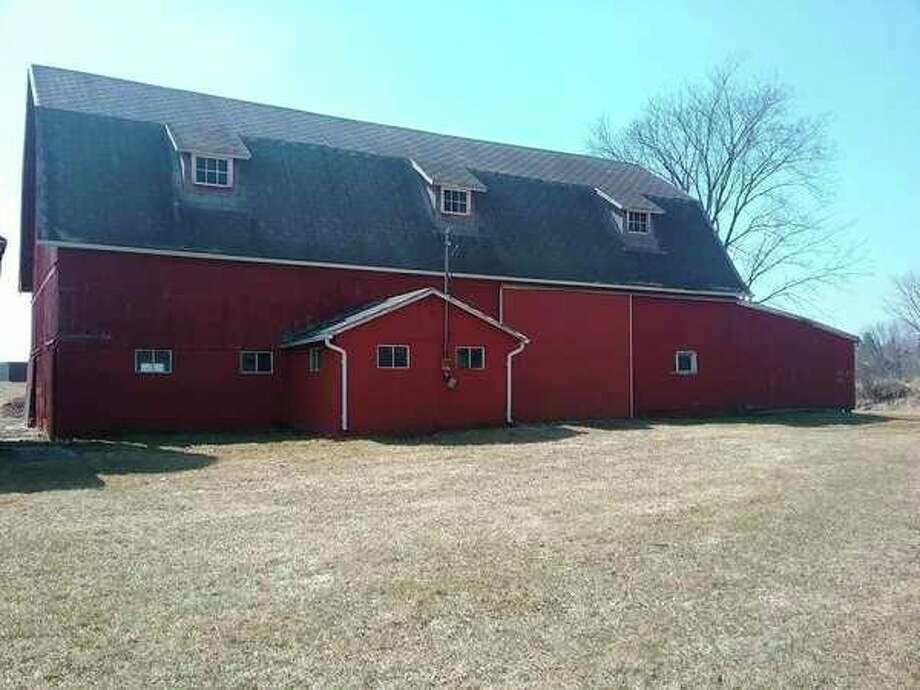 The barn at Pinecrest Farms has been sold by Midland County to the Midland Conservation District. (File Photo)