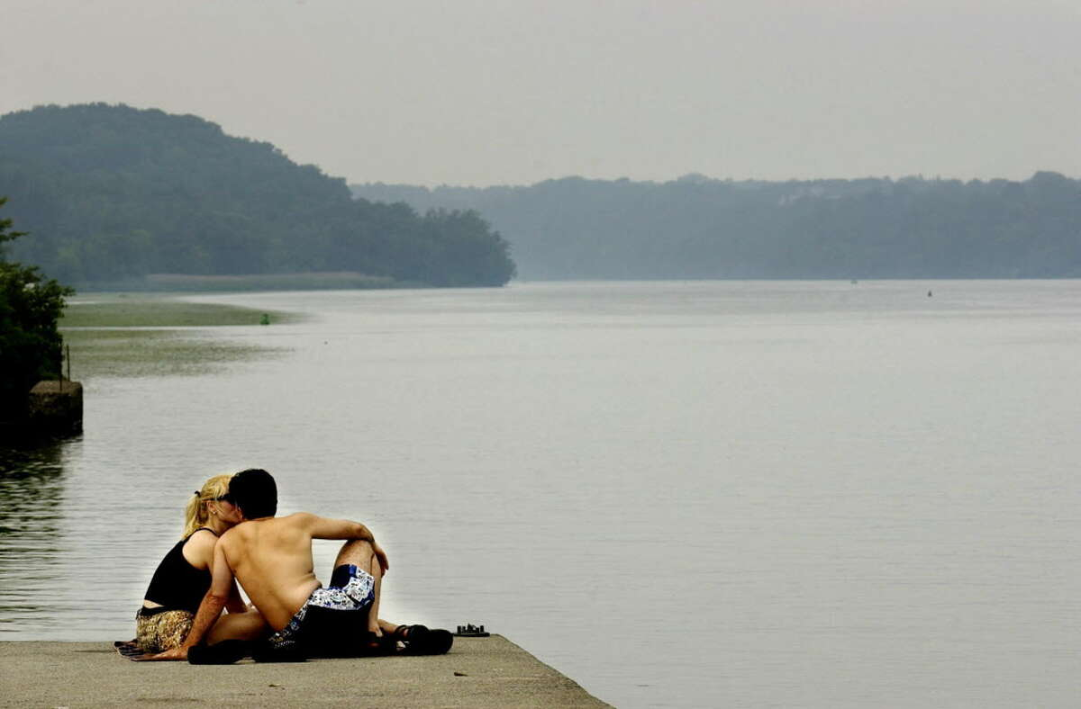 Click through the slideshow for a look back at life along the Mohawk River.