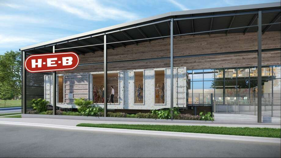 H-E-B is opening its digital headquarters near downtown Austin, the company said Wednesday. The two-story, 81,000-square-foot workspace will house its digital team along with Austin-based Favor, the mobile delivery company H-E-B bought for an undisclosed sum earlier this year. Photo: Courtesy/H-E-B / Courtesy/H-E-B