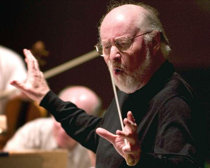 Composer John Williams.