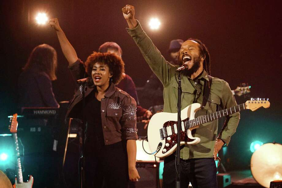 Ziggy Marley bring his Rebellion Rises 2018 Tour to the College Street Music Hall in New Haven Sept. 15. Photo: Terence Patrick / CBS Via Getty Images / 2018 CBS Photo Archive