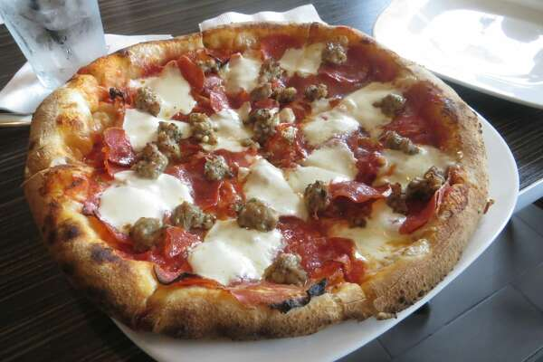Bollo Woodfired Pizza Yelp rating: 4 stars Where: 2202 W Alabama St. Photo: Tim C./Yelp