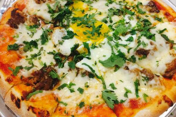 Jupiter Pizza & Waffle Yelp rating: 4 stars Where: 16135 City WalkPhoto: Mindy L./Yelp