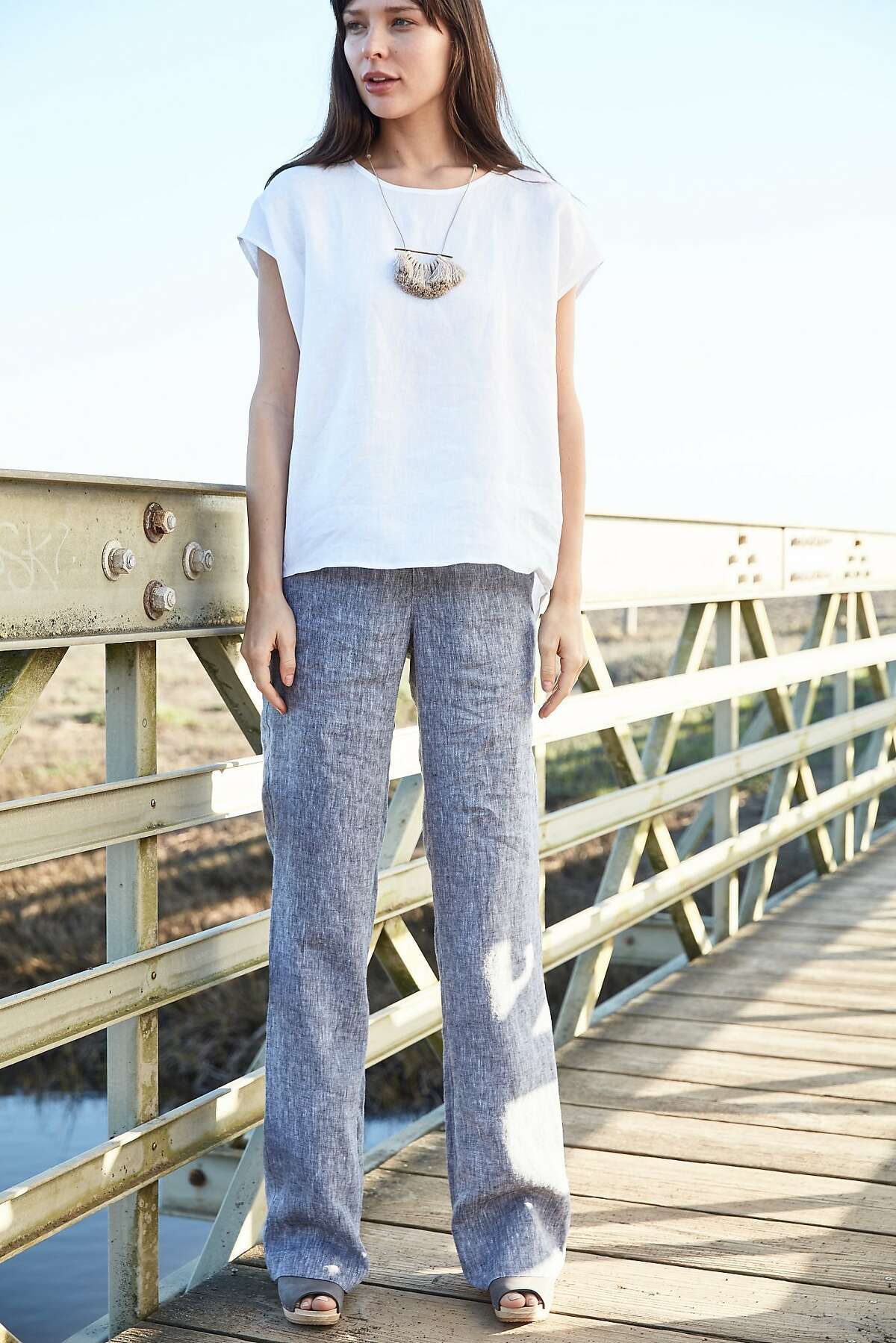 This simple shell top ($95) may be your new closet favorite for myriad reasons.