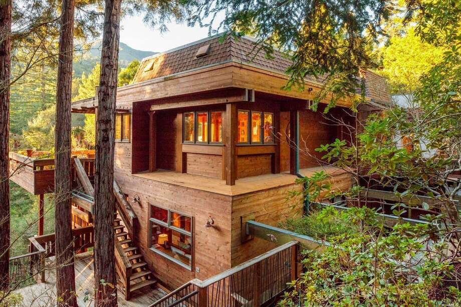This lovely home in Mill Valley is now yours for $400K less Photo: Rob Jordan, RobJ Photos