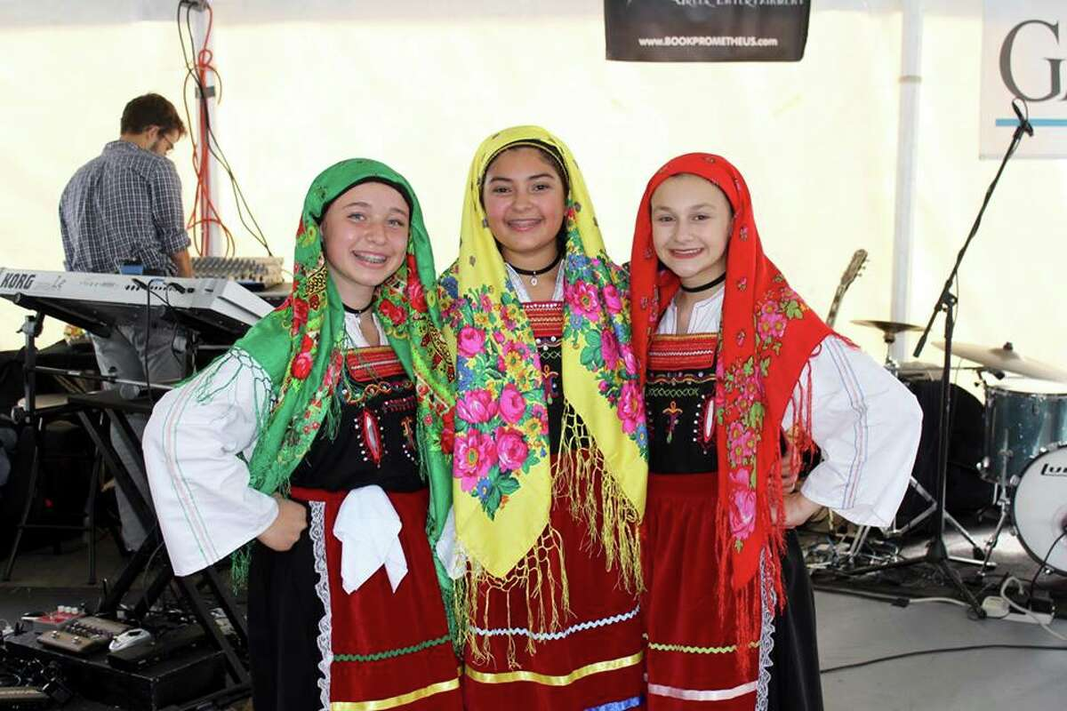 43rd Annual St. George Greek Festival, Hellenic Center, 510 Liberty St., Schenectady. (photo provided)
