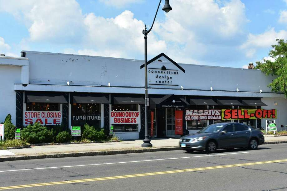 "666 West Ave. — After multiple months of yard signs scattered around Norwalk, Conn. announcing a $2 million inventory sell-off — and a highly visible ""for lease"" sign hanging from its facade — the Connecticut Design Center furniture store confirmed entering September 2018 it is going out of business at 666 West Ave. Connecticut Design Center dates back more than 30 years under owner Martin Abbatiello. Photo: Alexander Soule / Hearst Connecticut Media / Stamford Advocate"