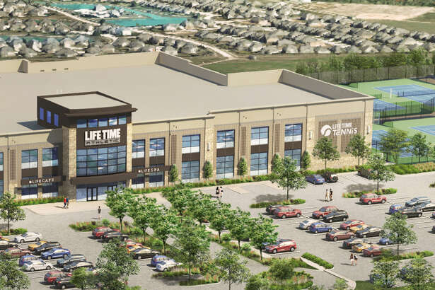 Life Time plans to hire 350 workers at its new fitness club under construction in Baybrook.