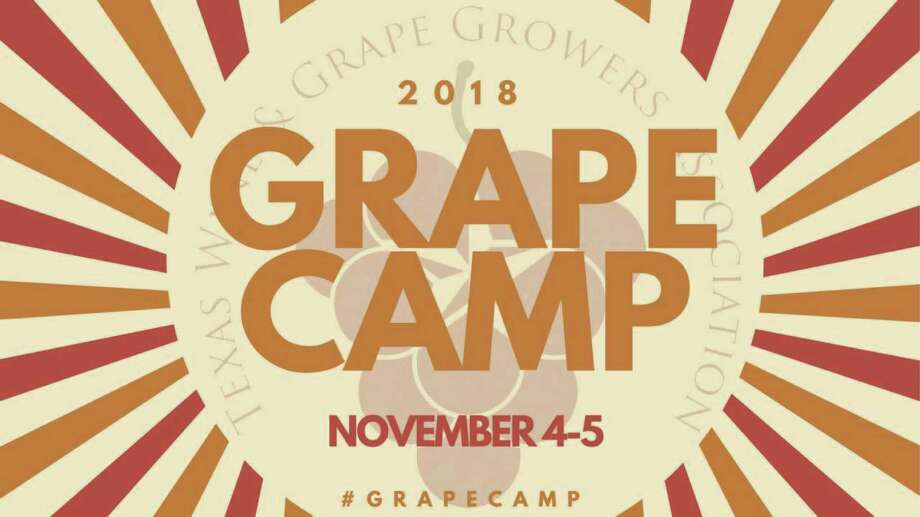 The Texas Wine and Grape Growers Association hosts a two-day grape camp in November.
