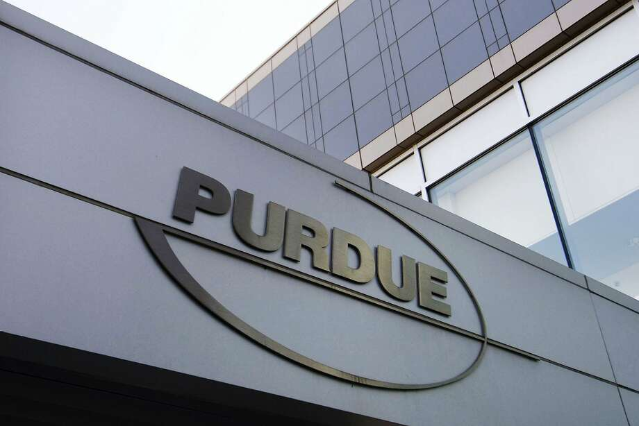 file this may 8 2007 file photo shows the purdue pharma offices in stamford