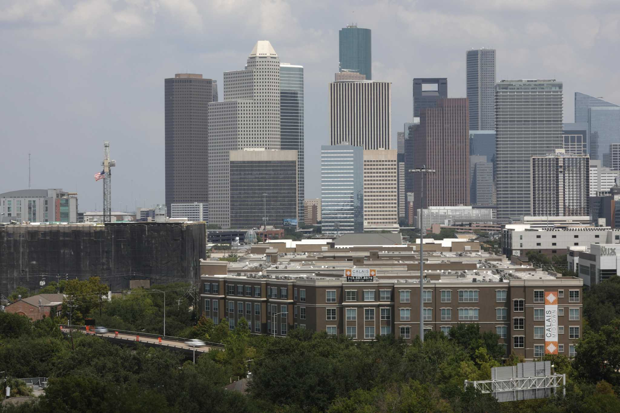 Houston is now a Resilient City What does that mean