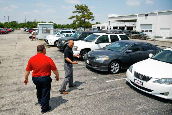 Houston Used Auto Sales >> Houston Hits The Gas On Used Car Sales Houstonchronicle Com