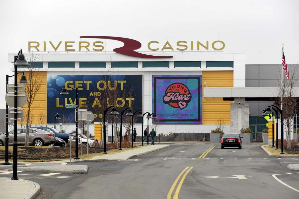 A view of Rivers Casino and Resort on Wednesday, March 28, 2018, in Schenectady, N.Y. (Paul Buckowski/Times Union)