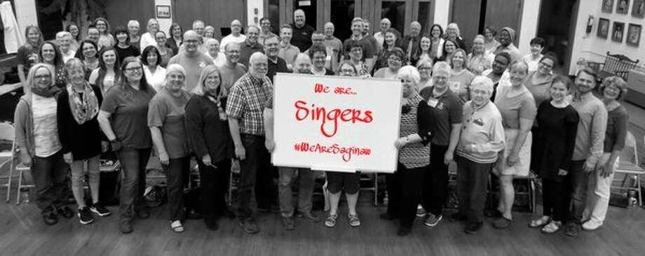 Saginaw Choral Society. (photo provided)