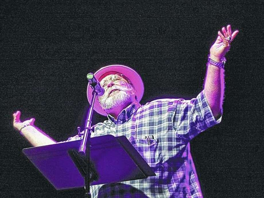 Nationally known poet Bill Gainer will be in Jacksonville this weekend for a few poetry-themed events, the main one a Saturday evening Poetry and Music Happenin' at Playhouse on the Square. Photo: Photo Provided | Conger Job