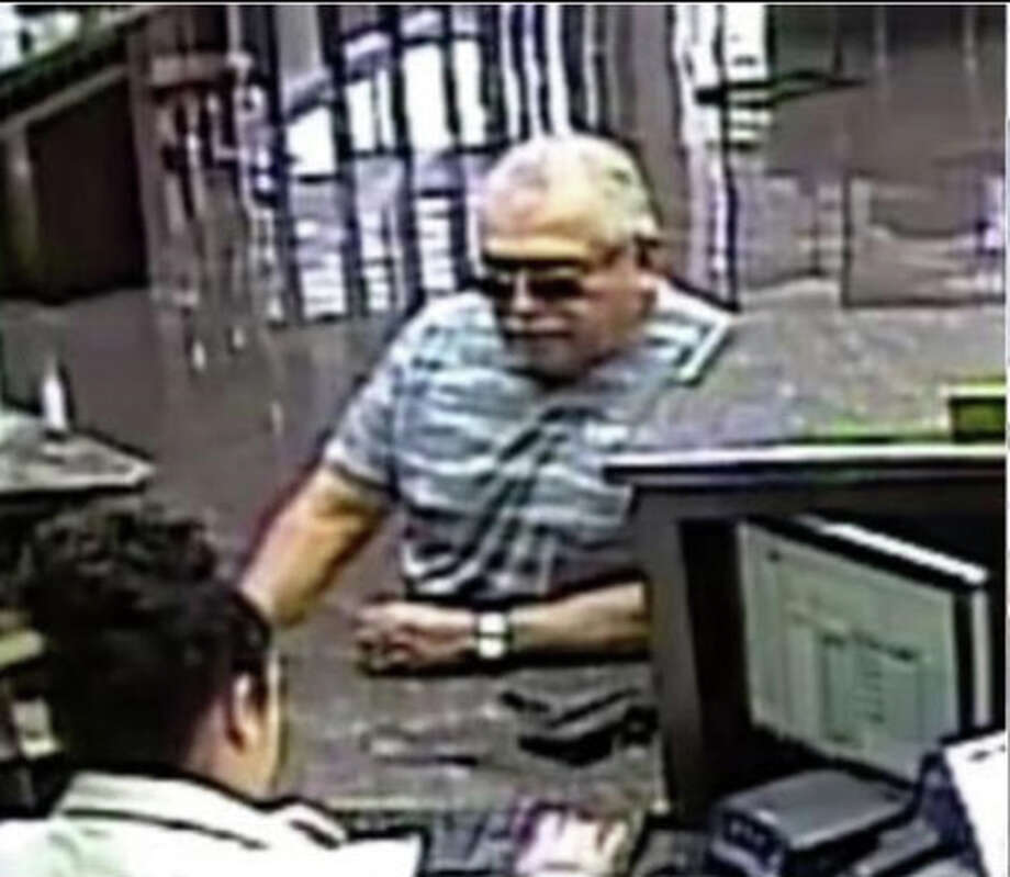 Authorities said this man is wanted for using a fictitious identification to cash multiple stolen and forged checks at a local bank. Photo: Courtesy Laredo Police Department