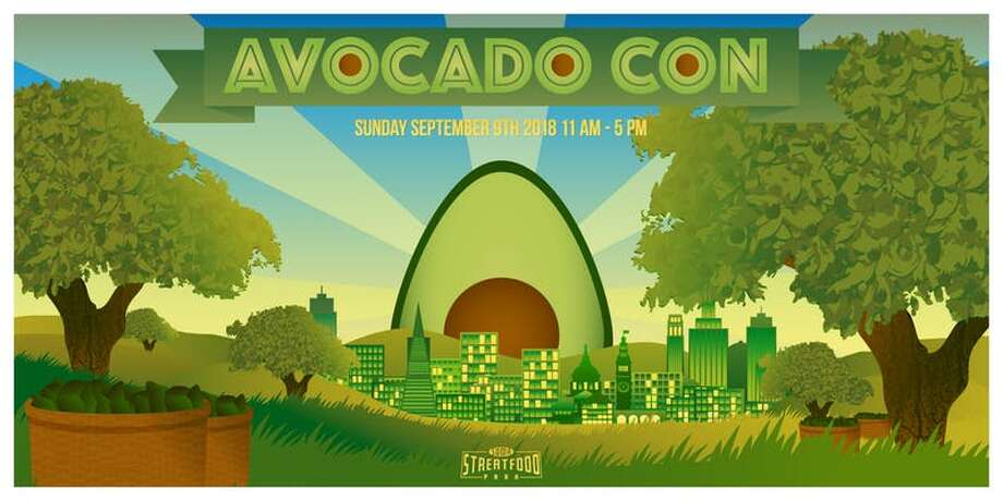 Avocado Con comes to San Francisco this weekend. Photo: SoMa StrEat Food Park