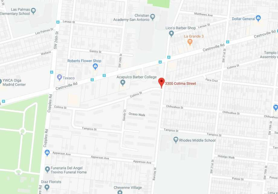 A 23-year-old woman was found fatally stabbed in The 3300 block of Colima Street on Wednesday, Sept. 5, 2018. Photo: GoogleMaps