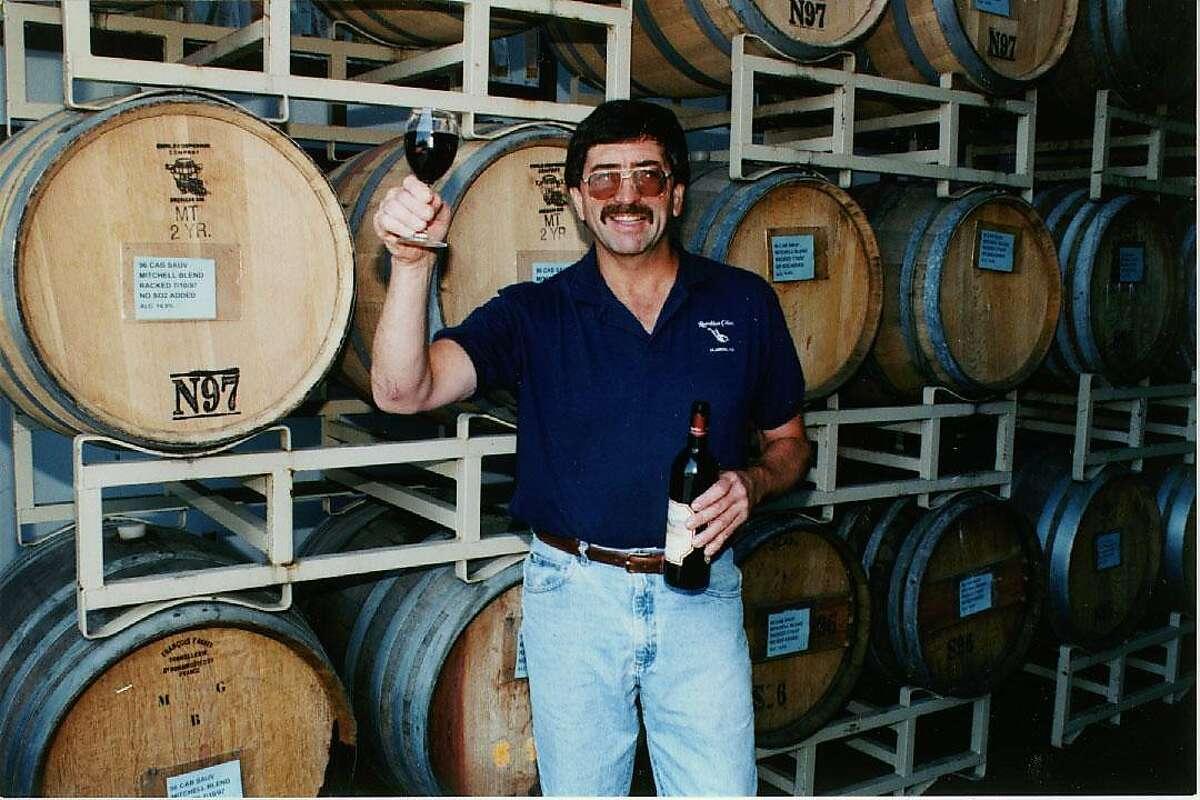 Kent Rosenblum of Rosenblum Cellars winery