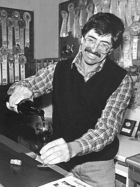 Kent Rosenblum Winemaking Pioneer Dies Sfchronicle Com