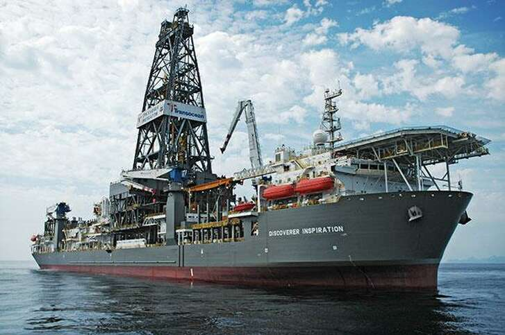 Transocean's Discoverer Inspiration drilled a test well for Chevron in the Gulf of Mexico St. Malo field that reached a successful production rate of more than 13,000 barrels of oil per day, Chevron announced on Thursday, February 28, 2013.