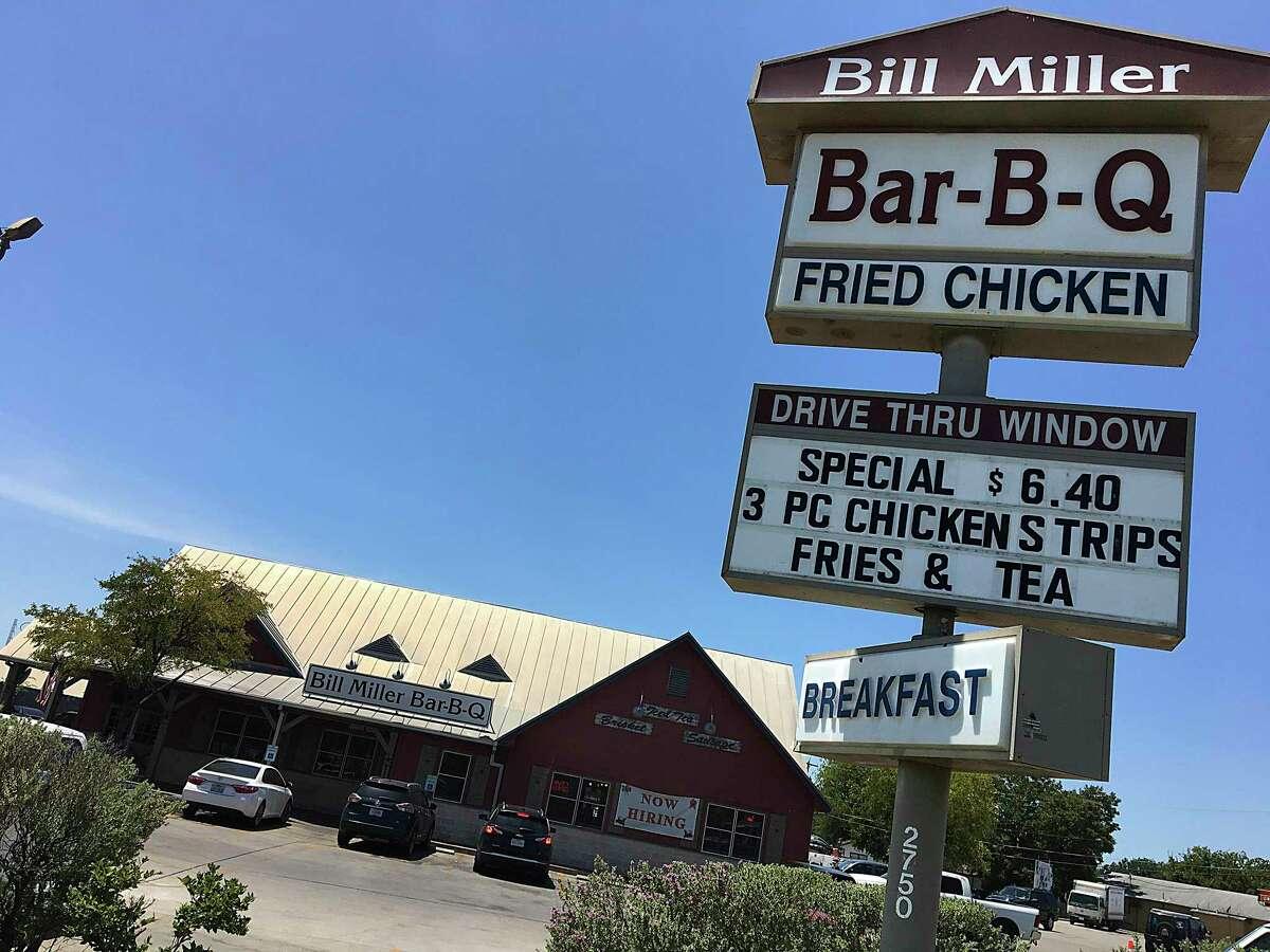 Bill Miller Bar-B-Q Enterprises LTD Loan range: $5 million to $10 million Jobs retained: 500