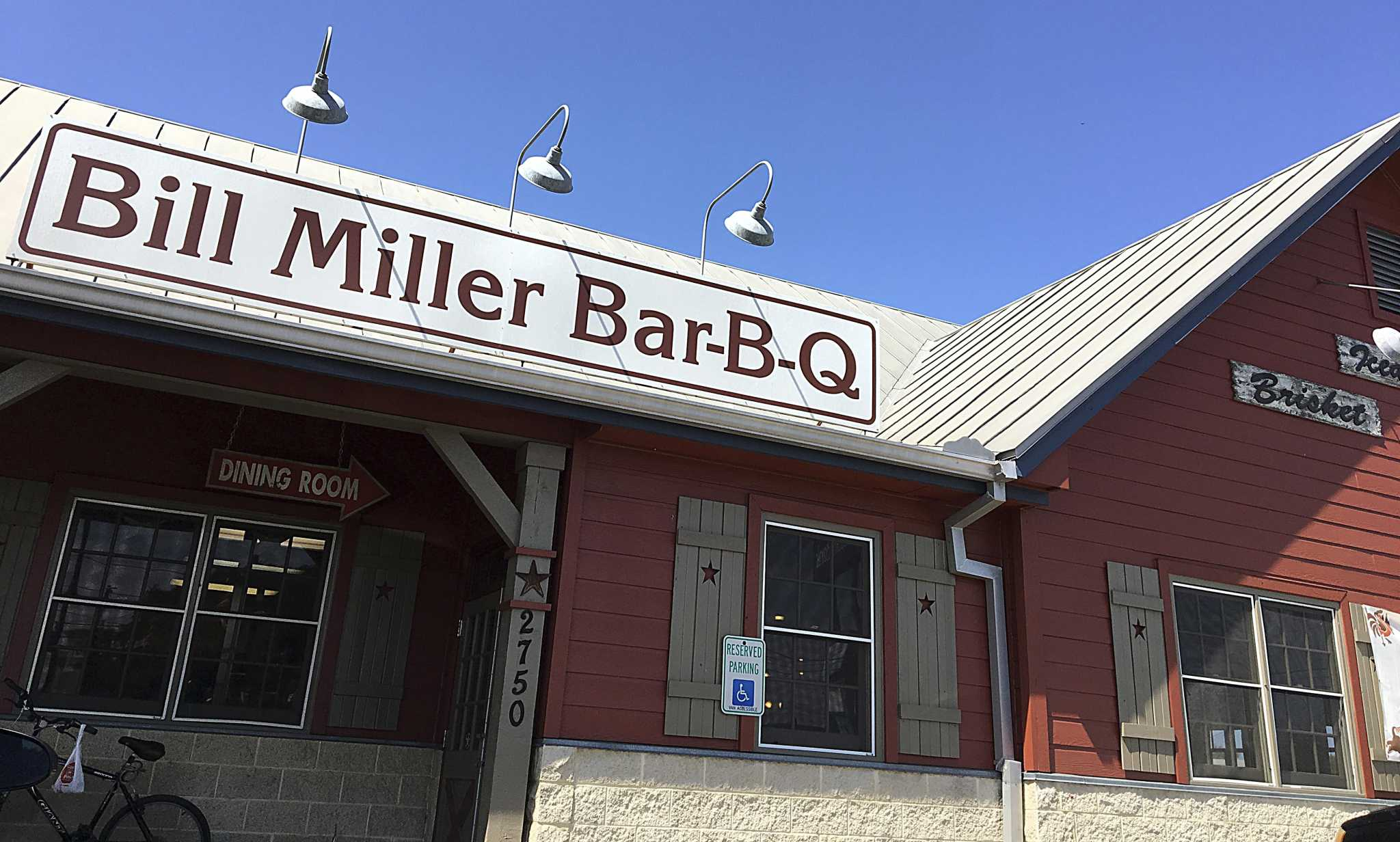 Bill Miller Bar-B-Q, Laguna Madre honoring veterans with a variety of free combo meals