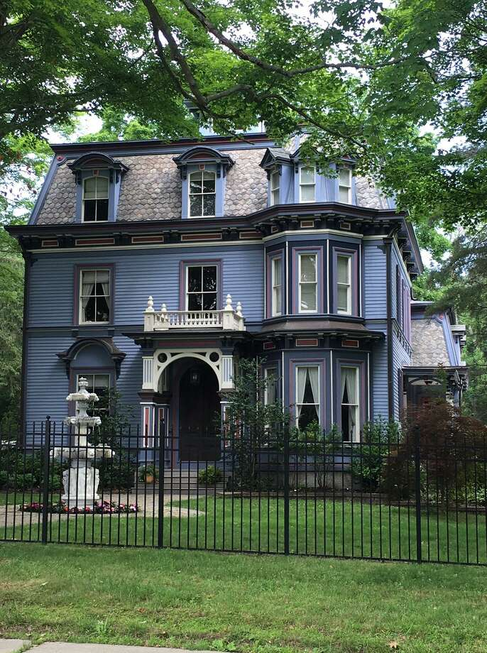 The Chatham Historical Society of East Hampton's Historic House tour will be held Saturday, Sept. 29, 10 a.m.-4 p.m. It will feature three homes built in the early 1700s and three in the late 1800s Tickets are $20 and are on sale in advance at Town Clerk's office and the Town Library. The day of the tour they will be available at the CHS museum at 6 Bevin Blvd. from 10 a.m. to 1 p.m. Photo: Contributed Photo
