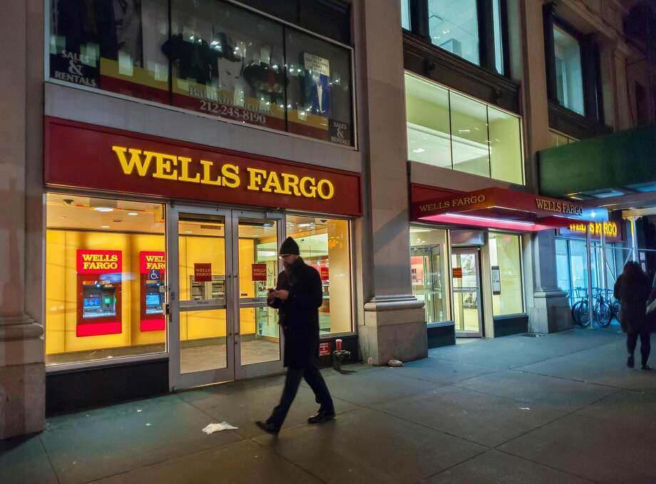 The federal court settlement would compensate Wells Fargo shareholders for losses they suffered from the scandal. Photo: Richard B. Levine / Sipa USA