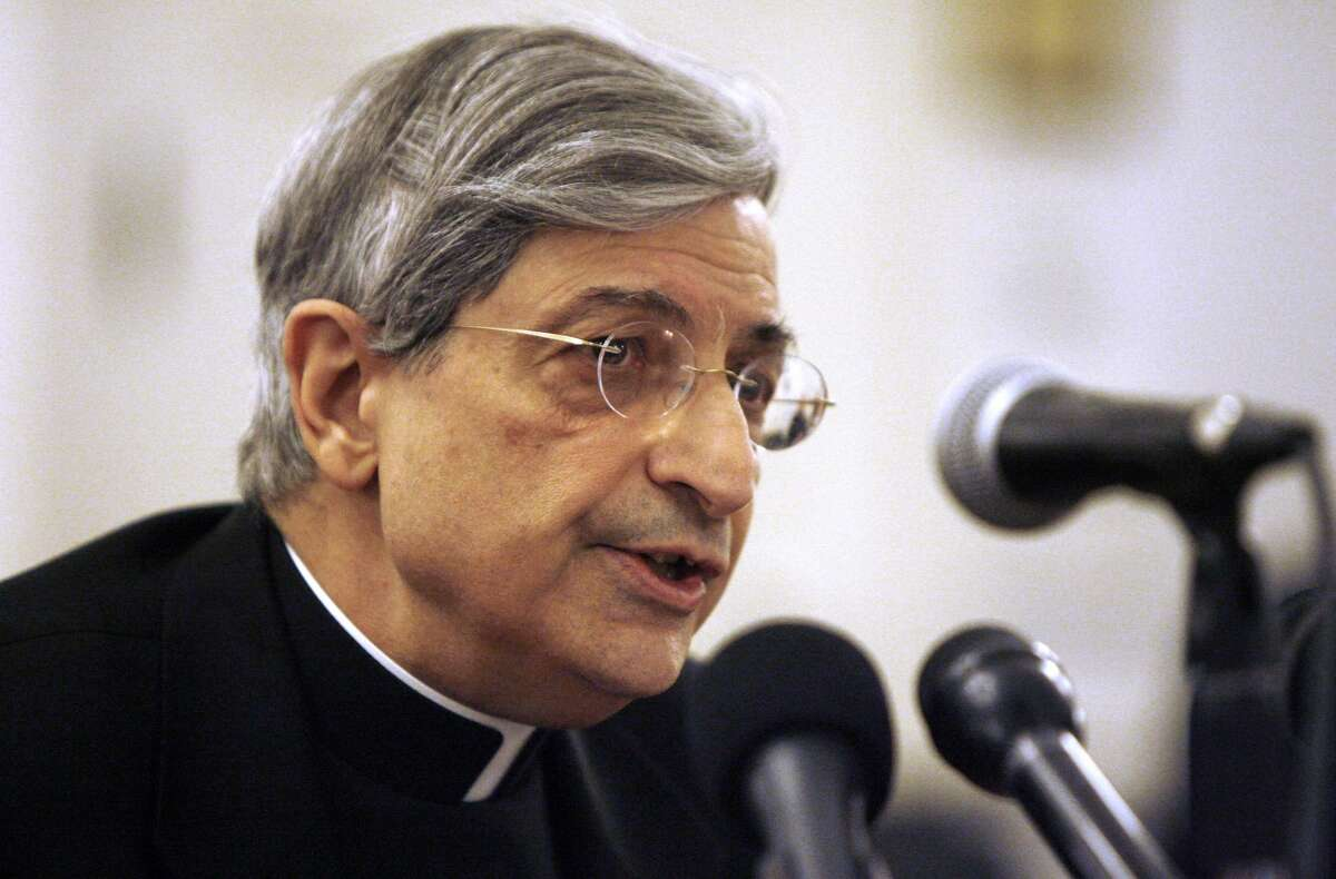 Rochester Bishop Salvatore R. Matano made it clear that it was the potential liability from the clergy abuse cases that prompted the Chapter 11 filing.
