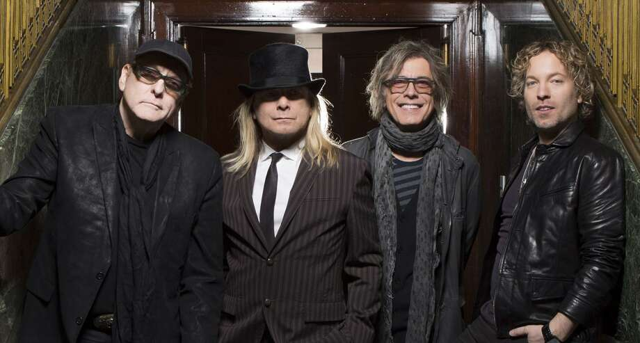Sept. 29: Bourbon & Bacon festival featuring Cheap Trick at 9 p.m., Soaring Eagle Casino, www.soaringeaglecasino.com Photo: Www.soaringeaglecasino.com