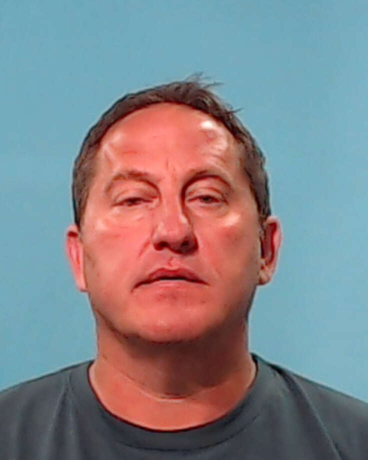 Accused of: Invasive visual recordingIn 2018, a Pearland police officer resigned after he was accused of invasive visual recording.Read more: Former Pearland police sergeant arrested Photo: Brazoria County Jail