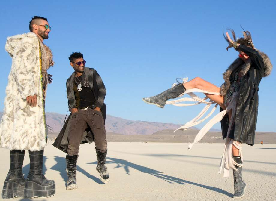 What it's like to visit Burning Man for the first time