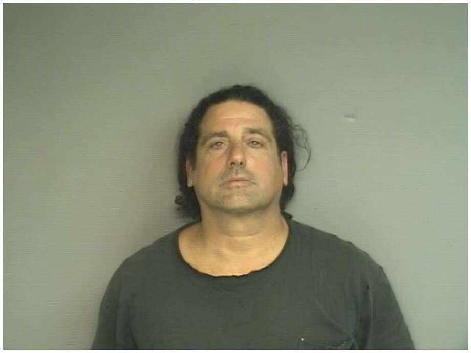 Anthony Debartolomeo, 58, of Stamford, was arrested for allegedly importing heroin from New York City to Stamford in order to sell it at a profit. Photo: Stamford Police / Contributed