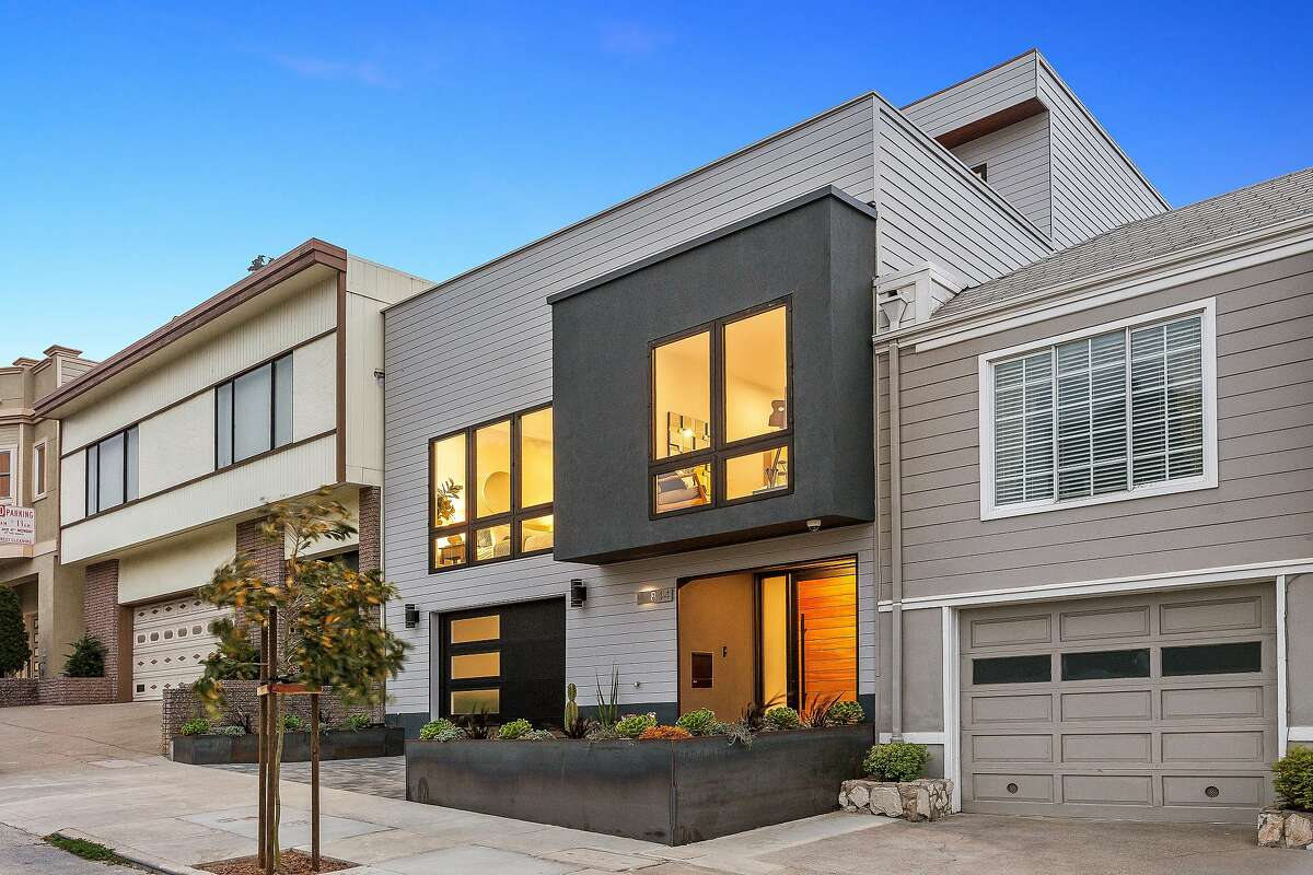844 Duncan St. in Noe Valley is a four-bedroom available for $4.495 million.