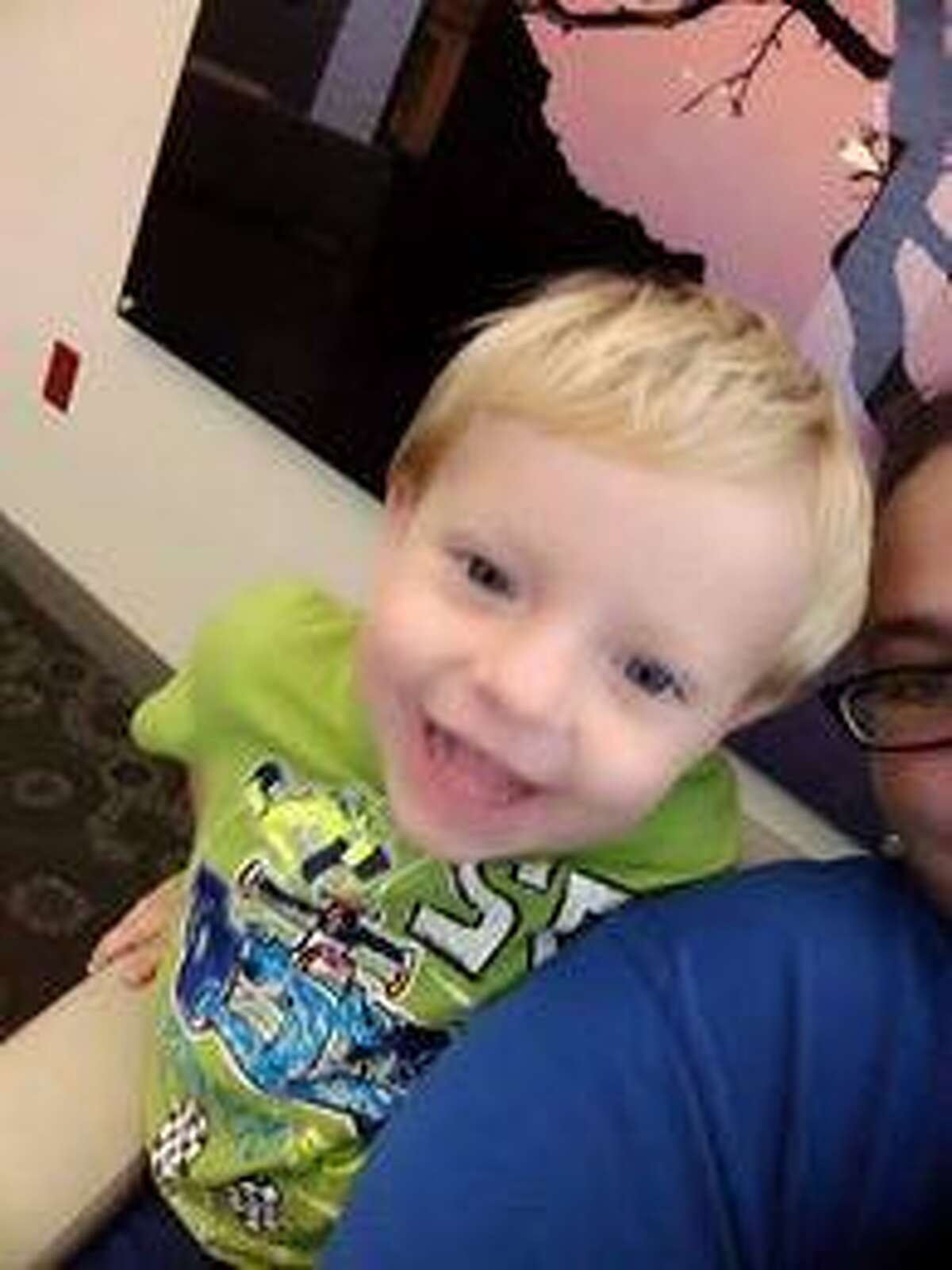 Daniel Theriot, 3, who was found dead Monday near Las Vegas.