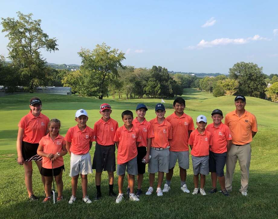 The Metro Illinois All-Stars will compete in the PGA Jr. League Regional from Sept. 8-9 at The Country Club at Loch Lloyd in Missouri. Photo: For The Intelligencer