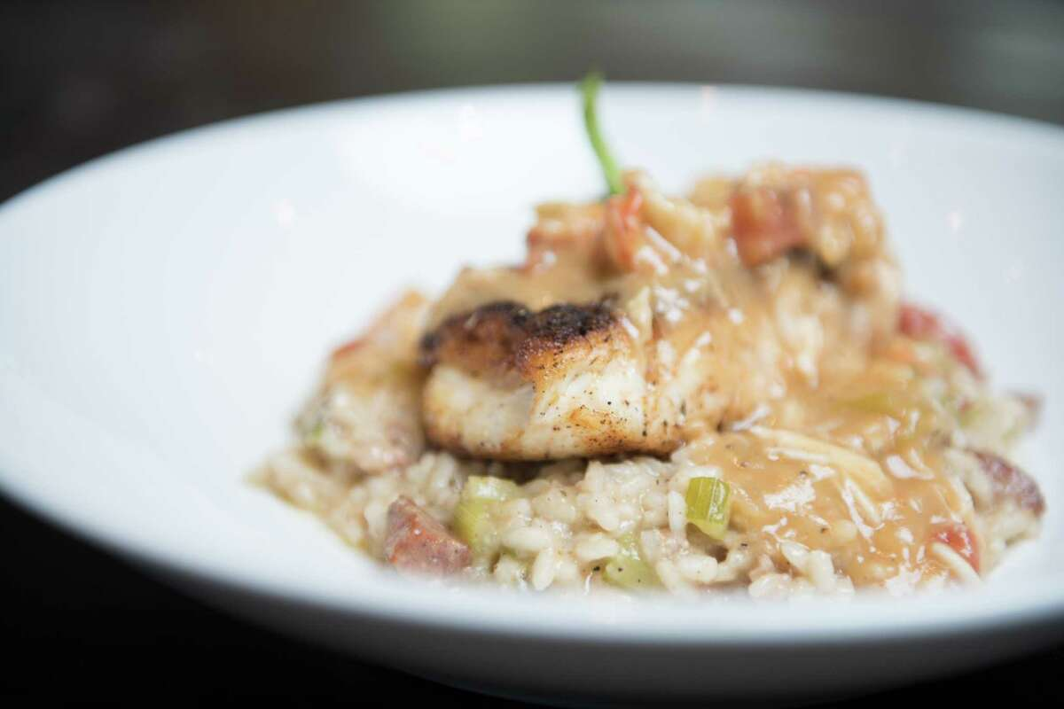 PHOTOS: ZaZa's new food The restaurant menus at all Hotel ZaZa location in Texas, including the newest at Memorial City, have been given a makeover. Shown: Blackened red snapper. >>See what made the new menu...