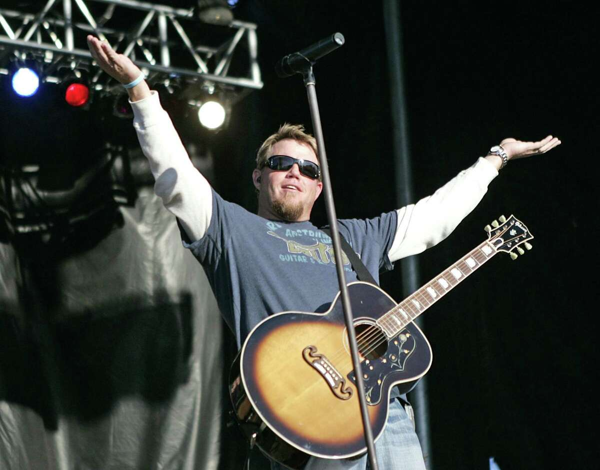 April 26: Pat Green Battle of Flowers Parade Grand Marshal