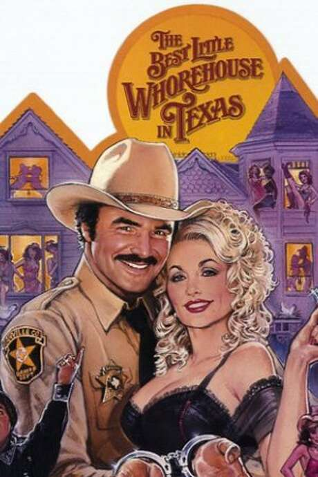"""""""The Best Little Whorehouse in Texas"""" 1982"""