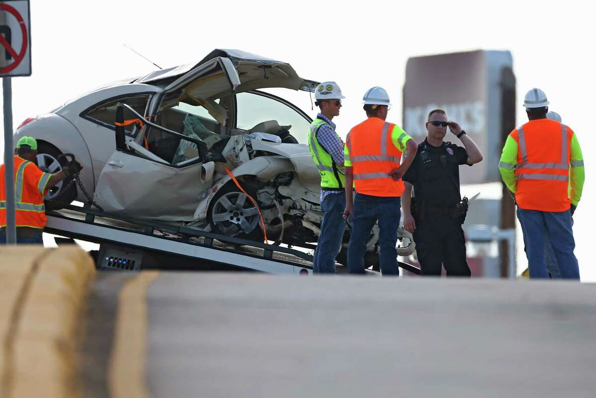 """The National Highway Traffic Safety Administration reports that """"human choices ... are linked to 94 percent of serious crashes."""""""