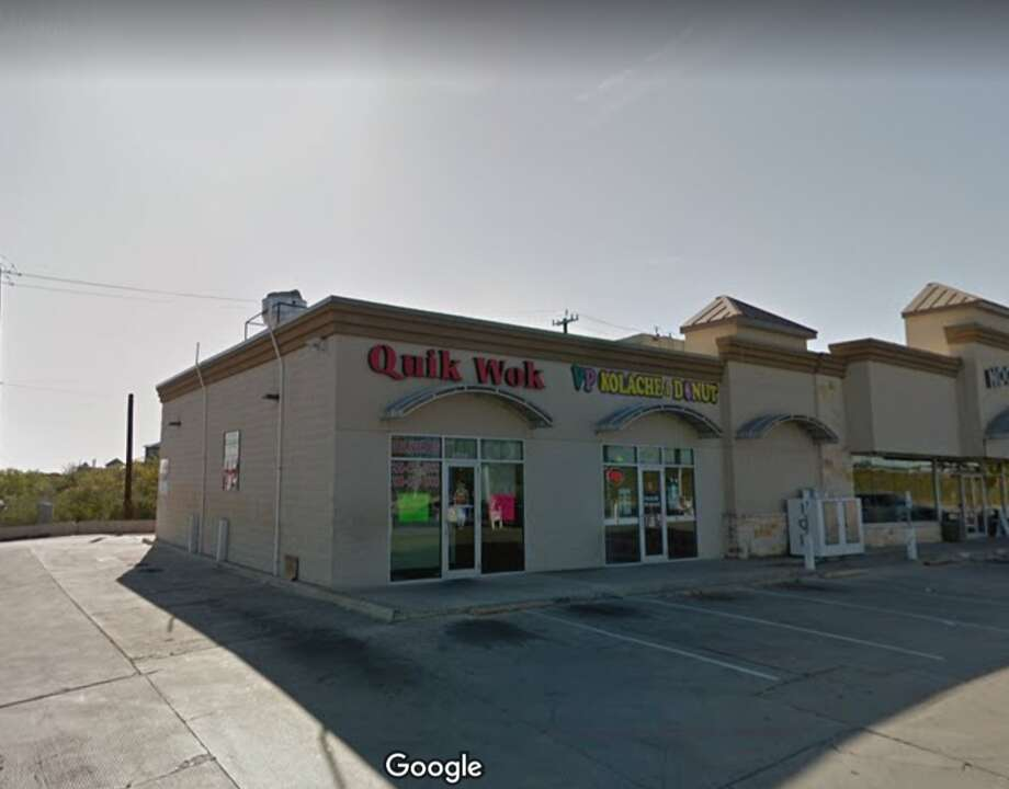Quick Wok: 7210 Loop 410 SWDate: 04/16/2019 