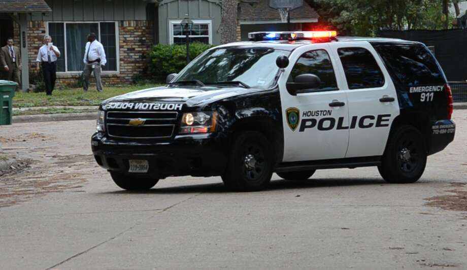 A woman is dead after a domestic dispute in a west Houston home Thursday. Photo: Jay R. Jordan