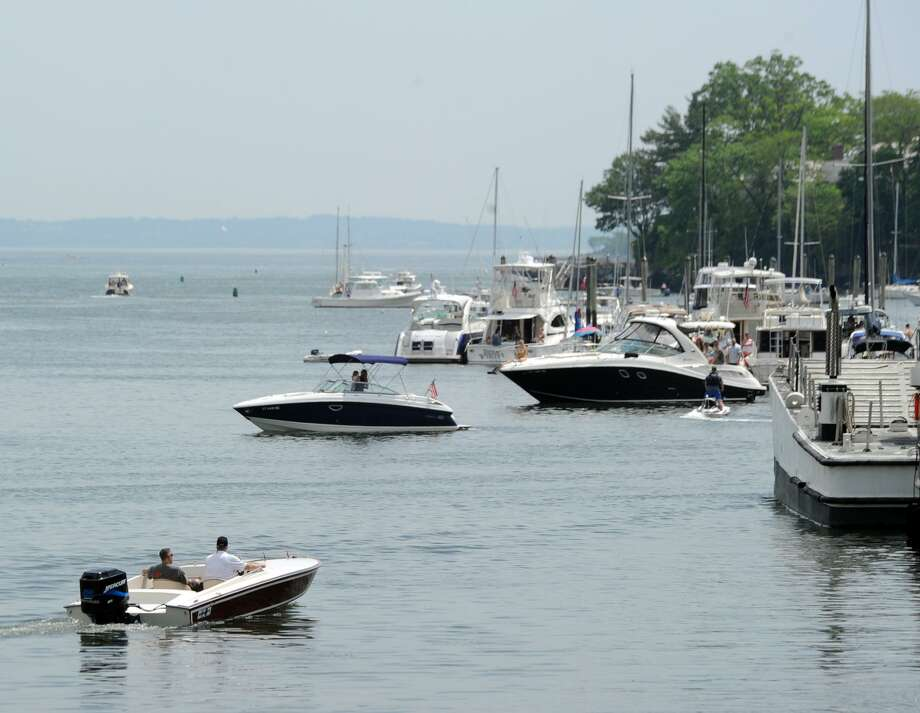 Greenwich Harbor. Photo: File Photo / Greenwich Time Freelance