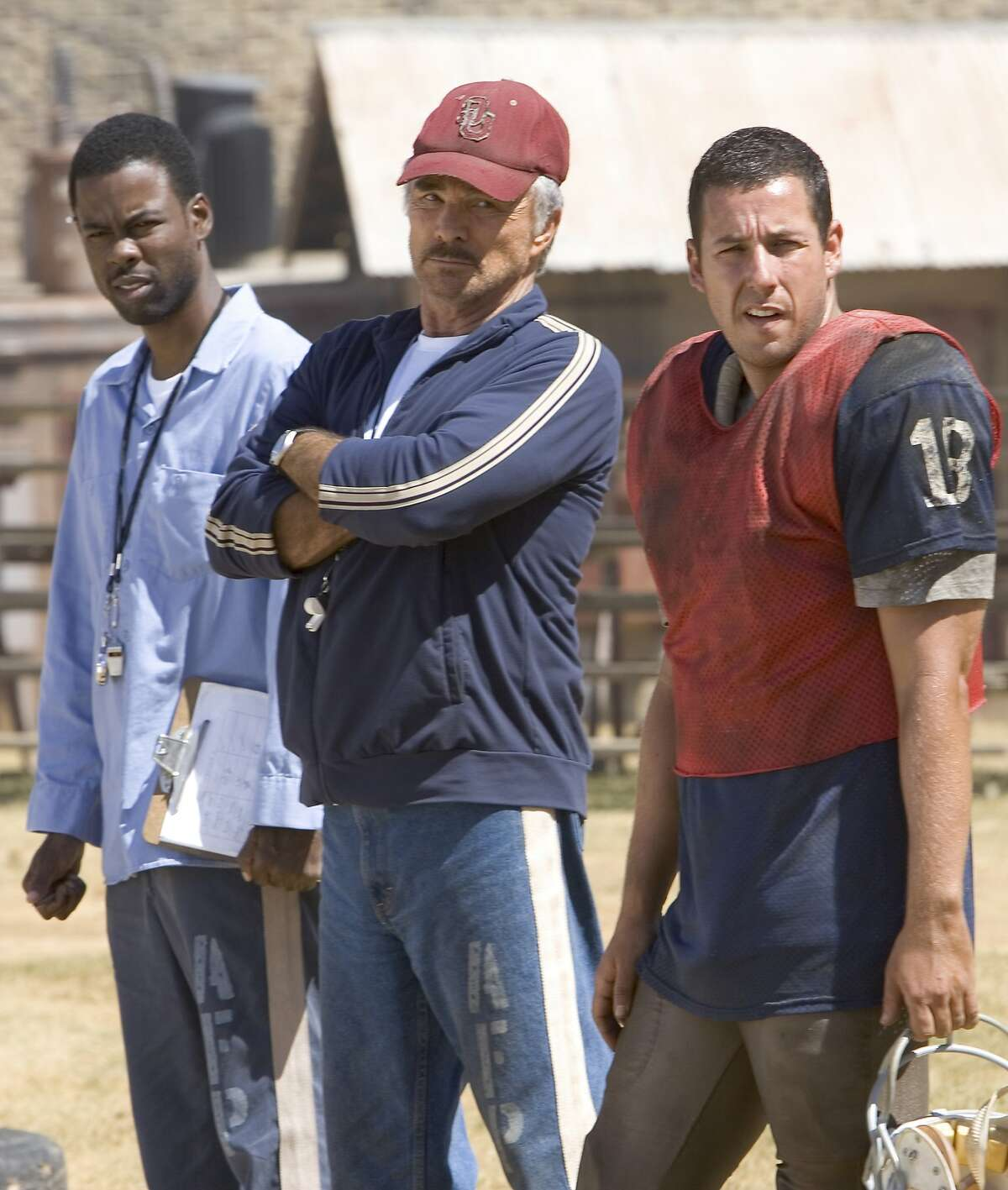 The Longest Yard (2005) Leaving Netflix April 19