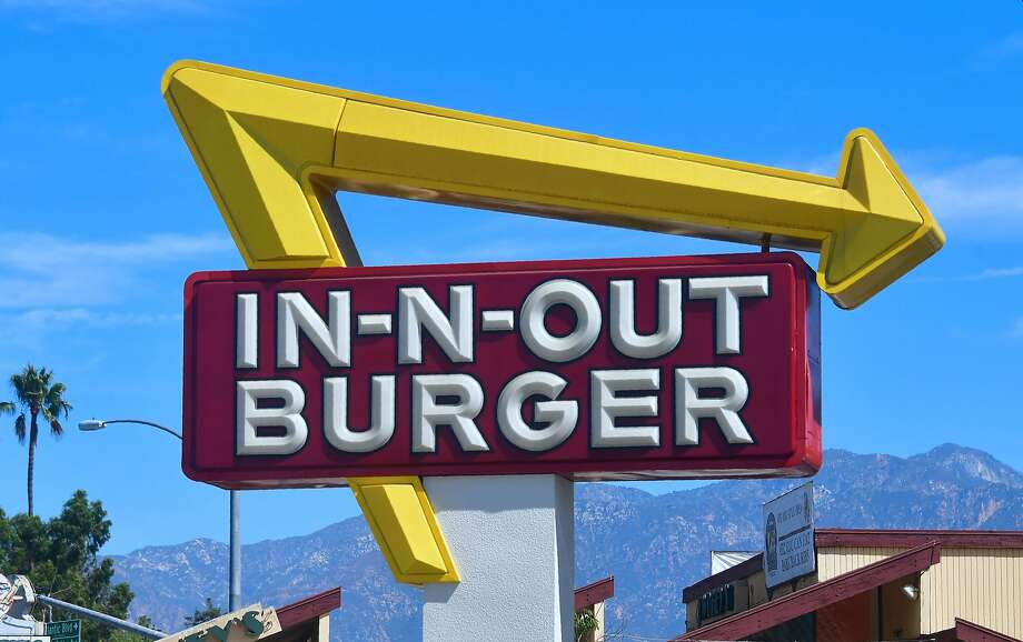 FILE - According to a new ranking from Forbes, In-N-Out is in the top five best places to work in California. Photo: FREDERIC J. BROWN, AFP/Getty Images
