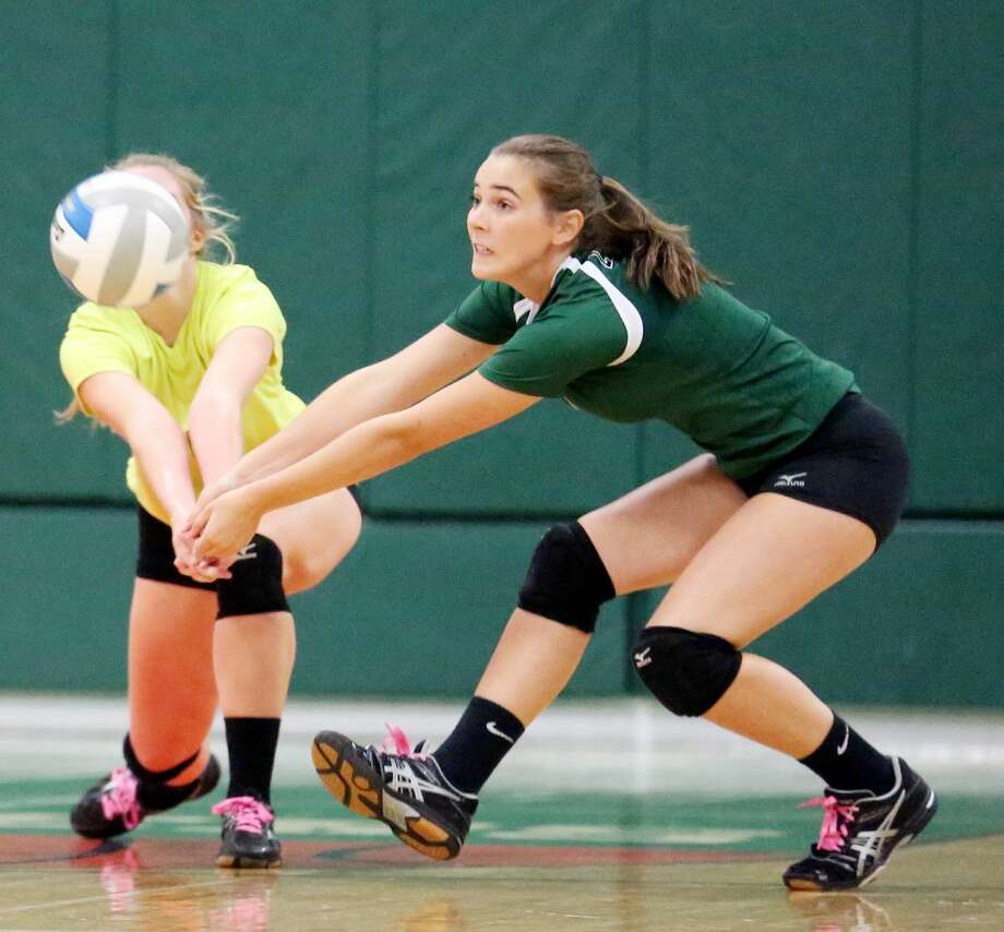 Cass City at EPBP — Volleyball Photo: Paul P. Adams/Huron Daily Tribune