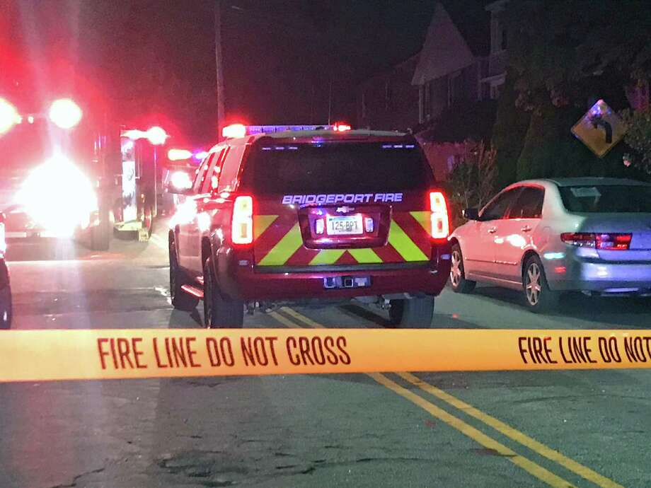 A woman blew off several fingers when she accidentally lit a quarter stick of dynamite in her home Thursday night, officials said. Photo: Tara O'Neill / Hearst Connecticut Media / Connecticut Post