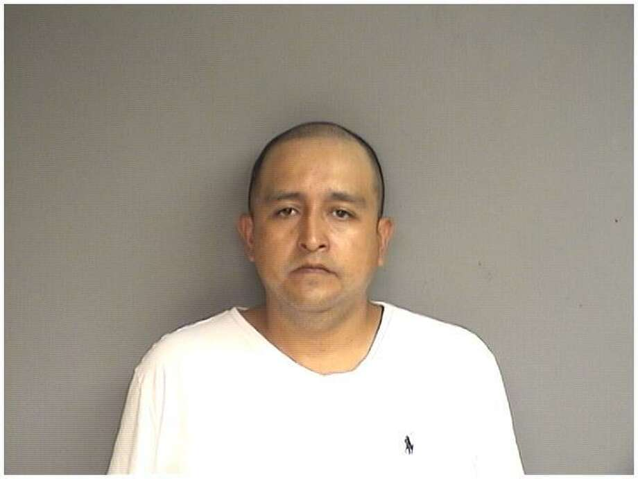 Enio Infantes, 38, of Stamford, was busted on his way to making a drug deal in The Cove and was charged with possession of narcotics with intent to sell on Tuesday, Sept. 4, 2018. Photo: Stamford Police / Contributed